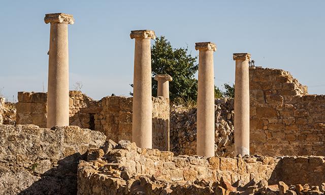 UNESCO Heritage: Roman Villa of Casale