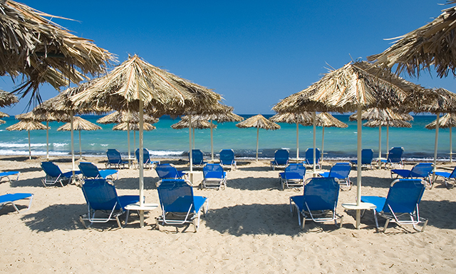 Costa Costa Beach and Chania Town Transfer