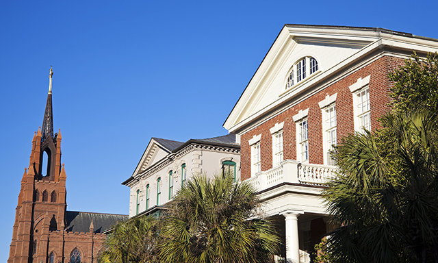 Discover Charleston's Unique Historic District