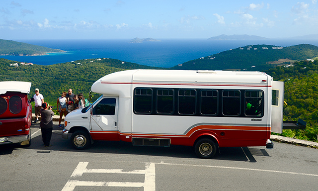 Accessible St. Thomas Island Tour