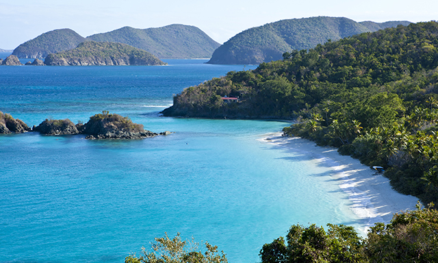 A St John National Park Island Tour