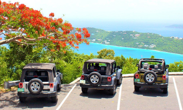 Jeep Beach Adventure