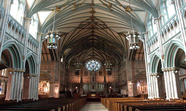 Charlottetown Churches Walking Tour