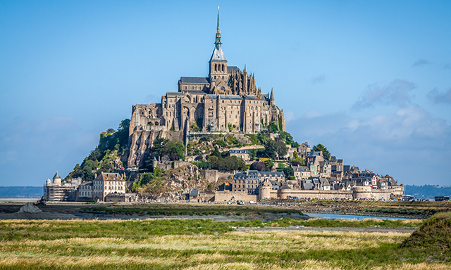 Mont Saint Michel On Your Own