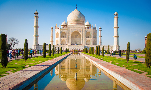 2 Night Taj Mahal Tour - Double Occupancy