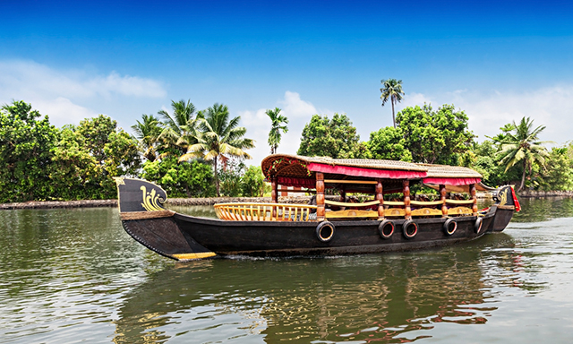 Backwaters of Alappuzha