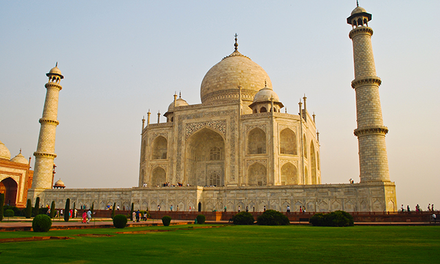 Multi-day Adventures Taj Mahal (Single Occupancy)