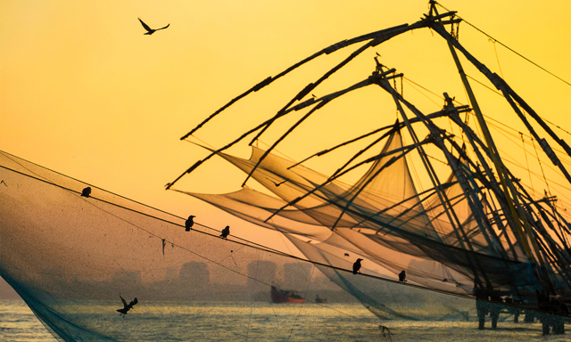 Panoramic Cochin