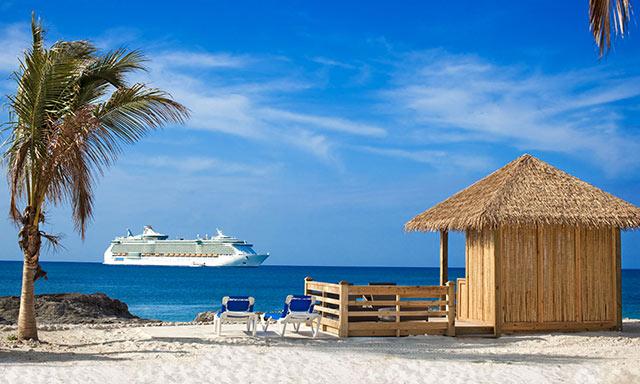 Ocean View Deluxe Cabana