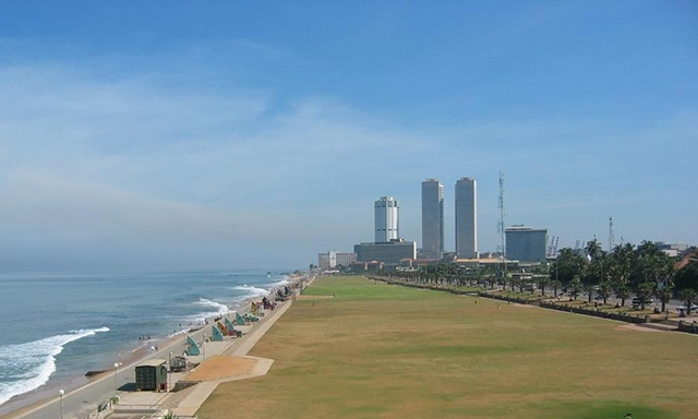 Sights of Colombo