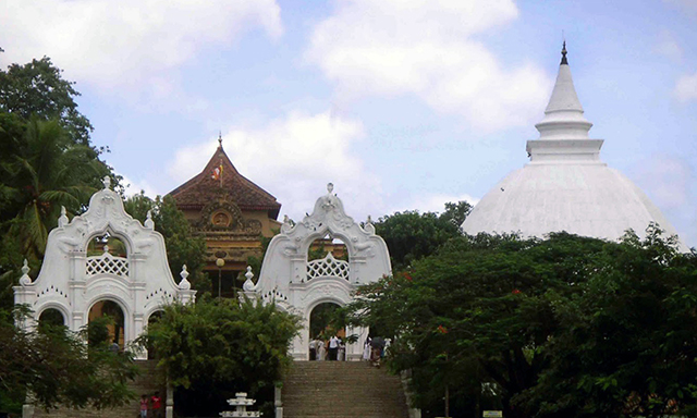 Temples of Kelaniya