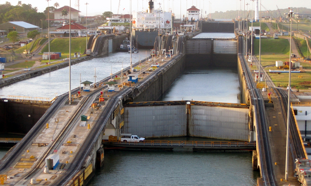 The Canal Expansion and the Cocoli Locks