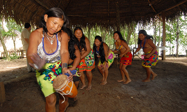 Embera Indian Village Immersion