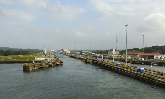 Eco Cruise on Gatun Lake and Locks