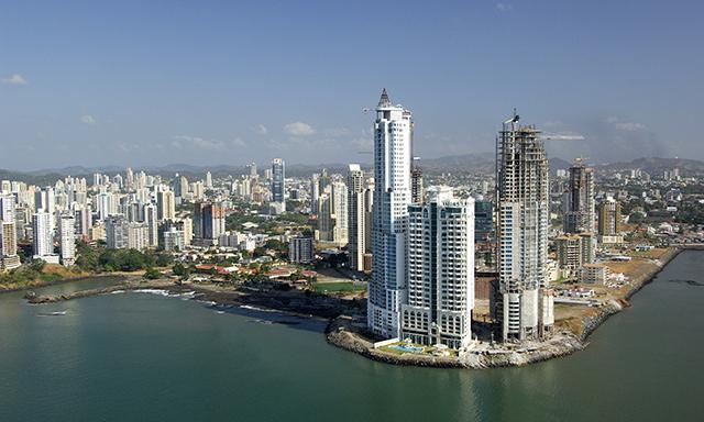 Panama City & Shopping