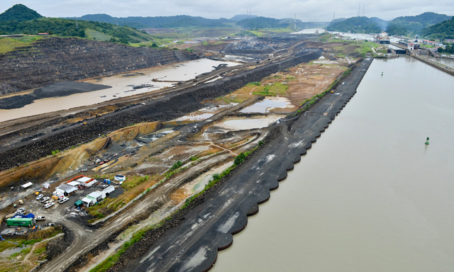 Panama Canal IMAX Experience