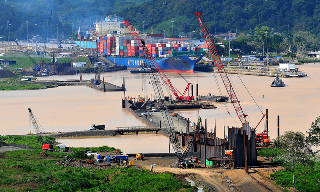 Expansion of the Panama Canal - The Present And The Future