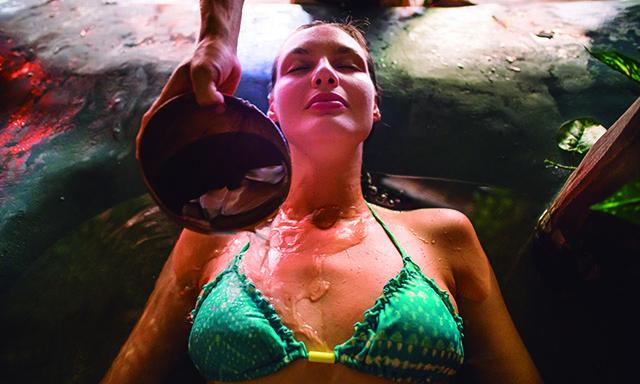 Mayan Healing Ritual