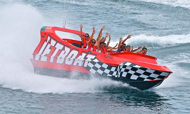 Thriller Adrenaline Boat Adventure