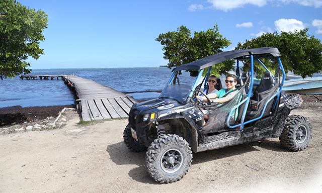 All Terrain Buggy and Snorkel