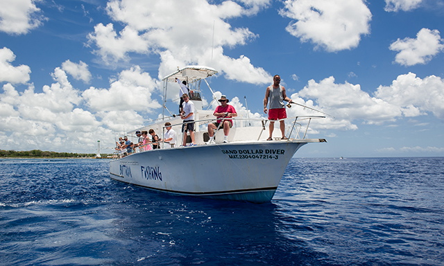 Cozumel Bottom Fishing