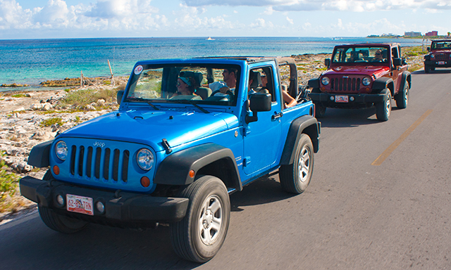 Cozumel By Jeep And Snorkel (Jeep Wrangler)
