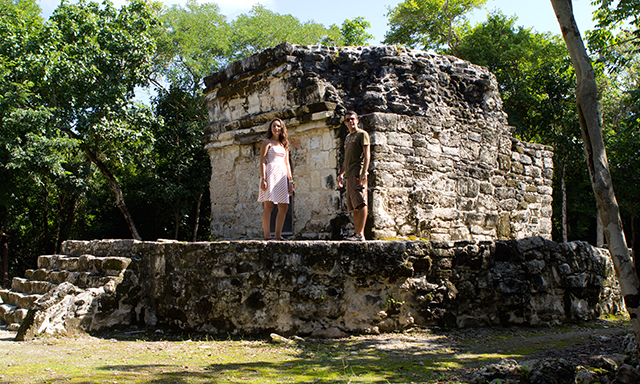 Legacy of the Maya: Ruins and Chocolate Tasting