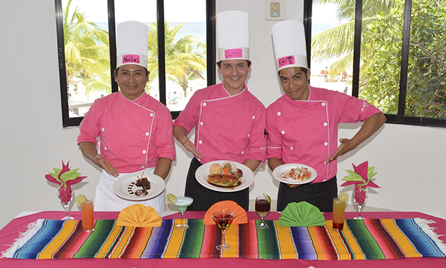 Mexican Cuisine Workshop & Tasting
