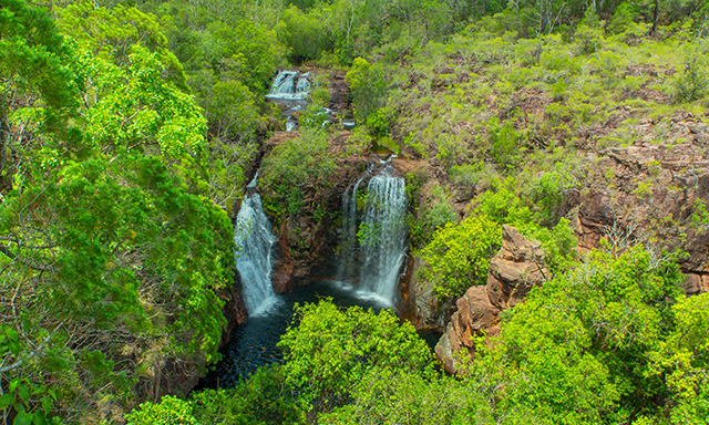 Litchfield National Park by Helicopter