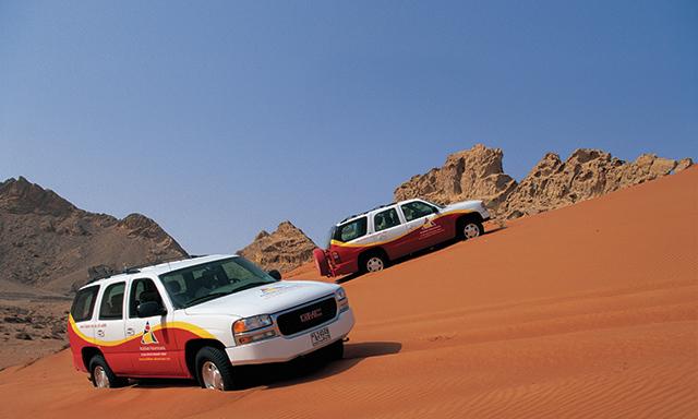 Dune Drives