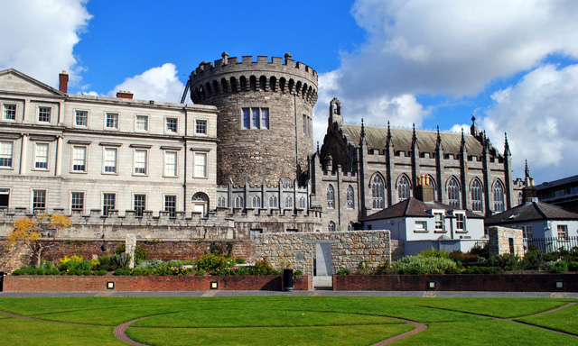 Dublin Castle & Book of Kells