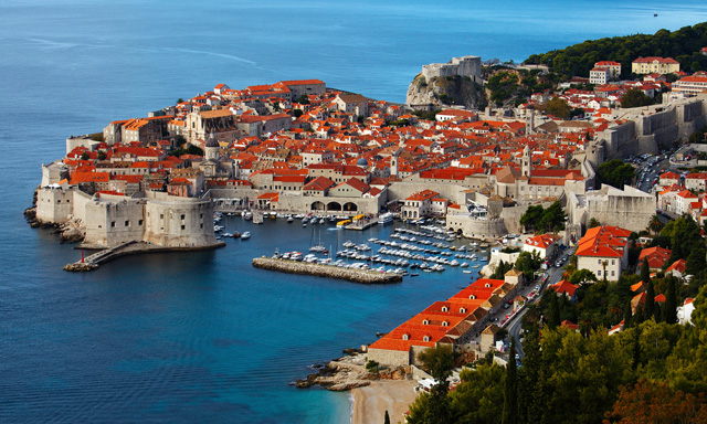 Panoramic Dubrovnik & City Tour by Coach- Excursion Plus