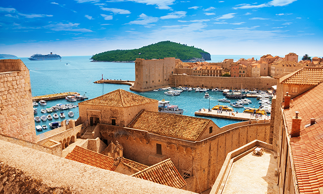 Panoramic Dubrovnik & City Tour by Boat