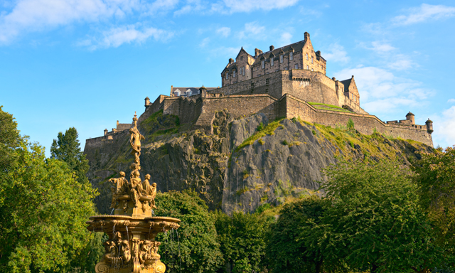 City of Edinburgh & Castle
