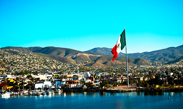 Ensenada Highlights & Mexican Fiesta