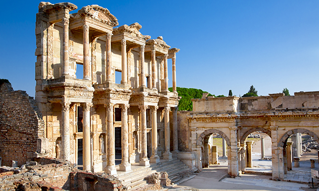 Highlights of Ephesus with Lunch