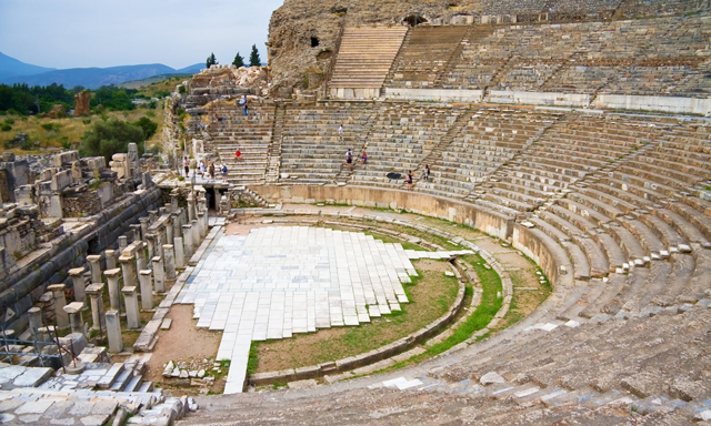 Audio Guide Tour Discovery Walk in Ephesus