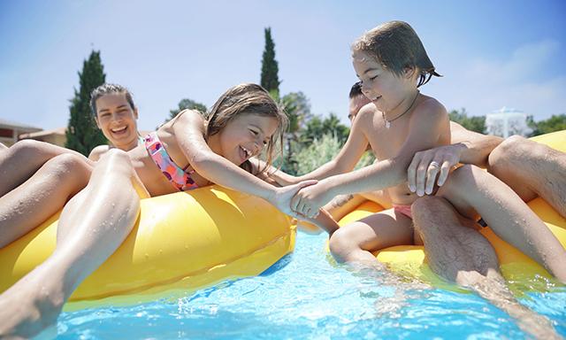 Adaland Aquapark for Families