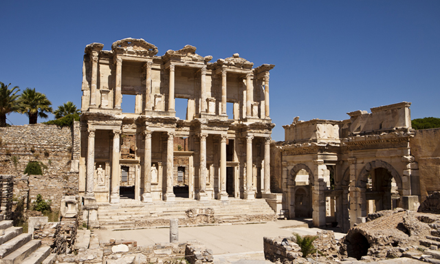 Easy Panoramic Ephesus in High Definition