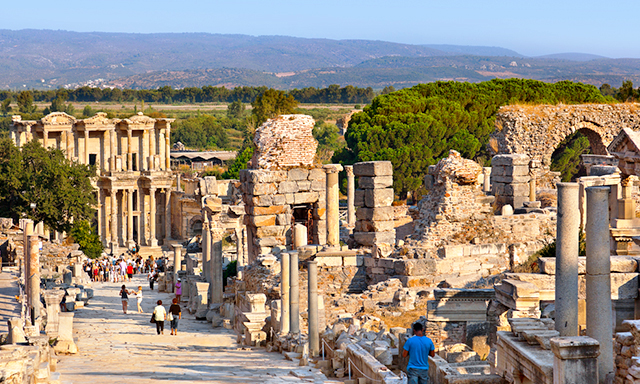 Ephesus & Organic Farm
