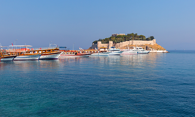 Explore Kusadasi on Foot