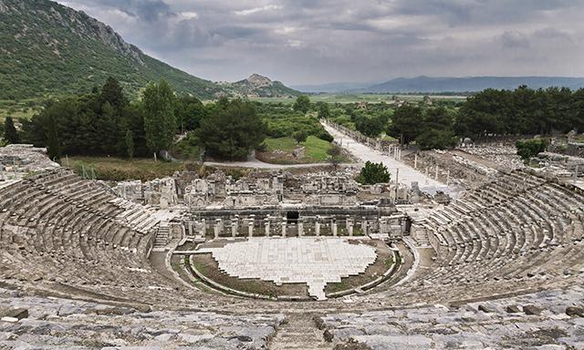 Panoramic Ephesus Smart Tour - Small Group
