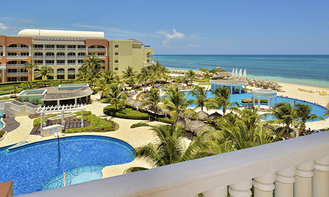 Luxury Beach at Iberostar Suites