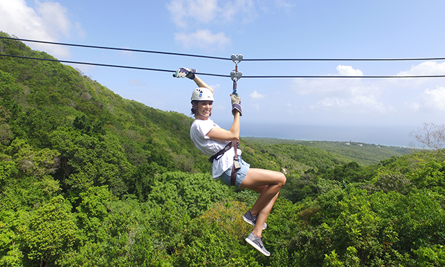 Adrenaline Zipline with Adventure Falls