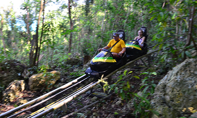 Canopy Adventure and Aerial Explorer Bobsled : san juan canopy zip line adventure - memphite.com