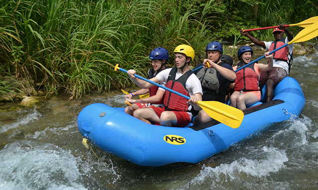 Rio Bueno River Rafting/Tubing Adventure