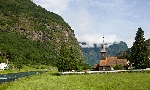 Flam Valley Walking Tour