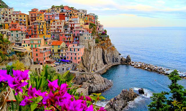 Jewels of Cinque Terre