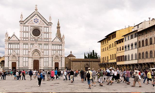 La Spezia Florence & Pisa