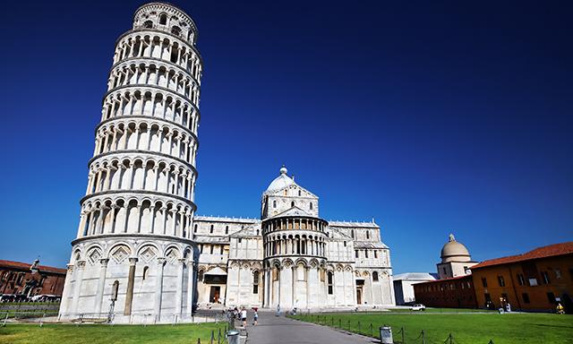 Pisa City Sights